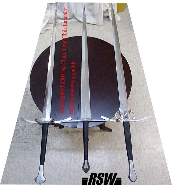 RSW擬真兵器的「自由劍擊」──跨地域、跨時空的刀劍武藝交流 [Lancelot Chan] - Lancelot Chan - RSW(擬真兵器)研究室