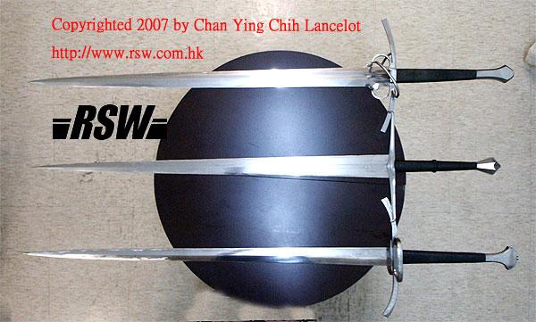 歐洲長劍的演變[Lancelot Chan] - Lancelot Chan - RSW(擬真兵器)研究室